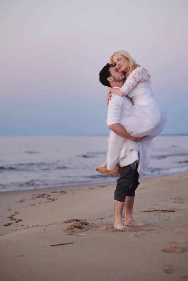 Anna i Grzegorz | Zdjęcia ślubne Gdynia | Sesja w nadmorskim lesie 84