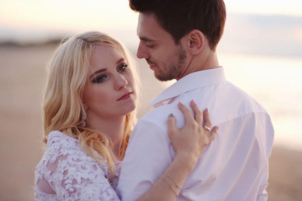 Anna i Grzegorz | Zdjęcia ślubne Gdynia | Sesja w nadmorskim lesie 87