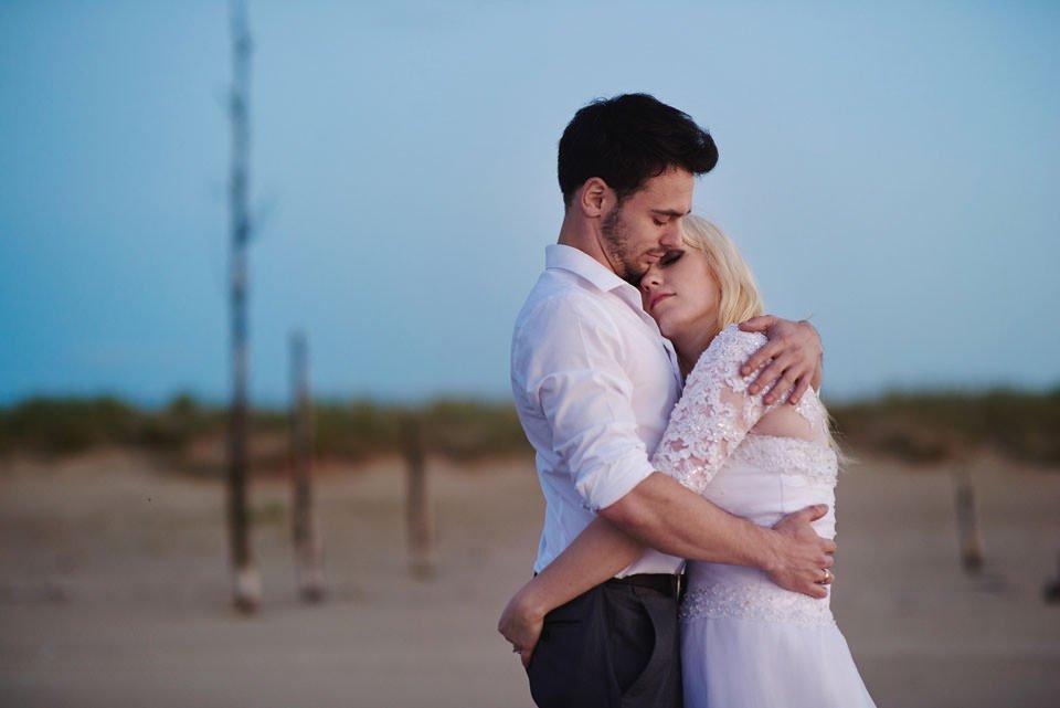 Anna i Grzegorz | Zdjęcia ślubne Gdynia | Sesja w nadmorskim lesie 88