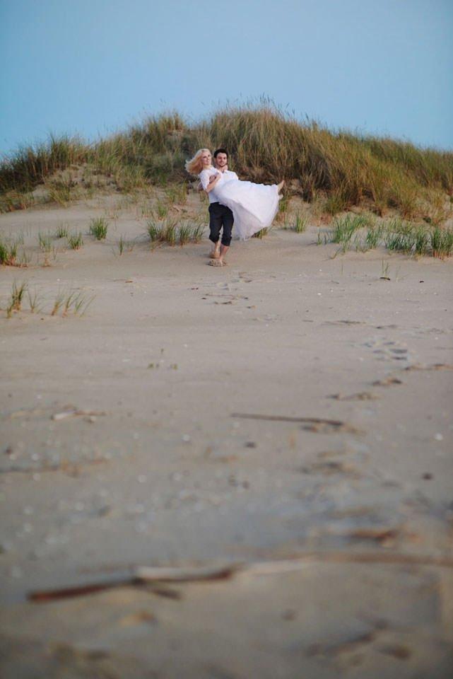 Anna i Grzegorz | Zdjęcia ślubne Gdynia | Sesja w nadmorskim lesie 90