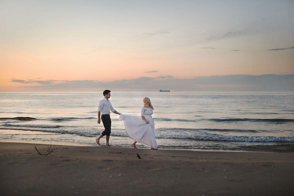 Anna i Grzegorz | Zdjęcia ślubne Gdynia | Sesja w nadmorskim lesie 91