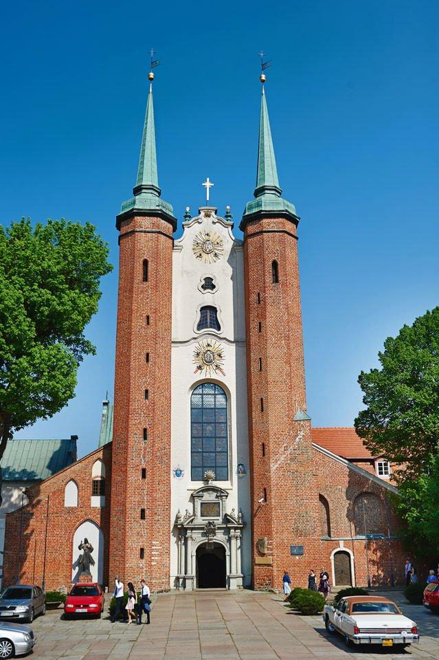 Magdalena i Grzegorz | Zdjęcia ślubne Gdańsk | Katedra Oliwska | Wichrowe Wzgórza 15