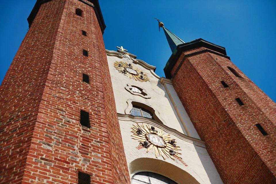 Magdalena i Grzegorz | Zdjęcia ślubne Gdańsk | Katedra Oliwska | Wichrowe Wzgórza 16