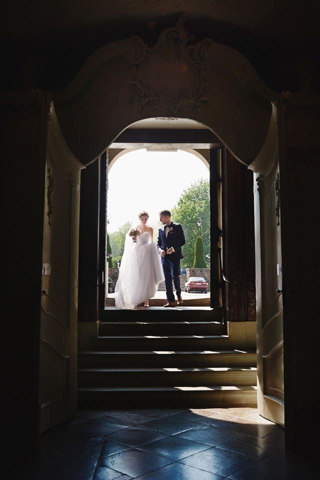Magdalena i Grzegorz | Zdjęcia ślubne Gdańsk | Katedra Oliwska | Wichrowe Wzgórza 22