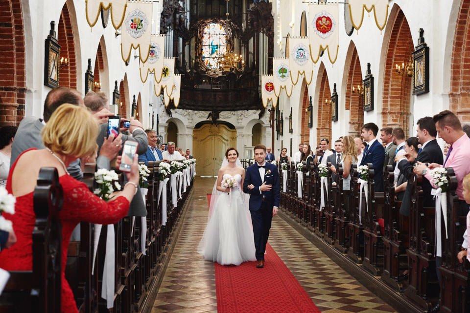 Magdalena i Grzegorz | Zdjęcia ślubne Gdańsk | Katedra Oliwska | Wichrowe Wzgórza 24