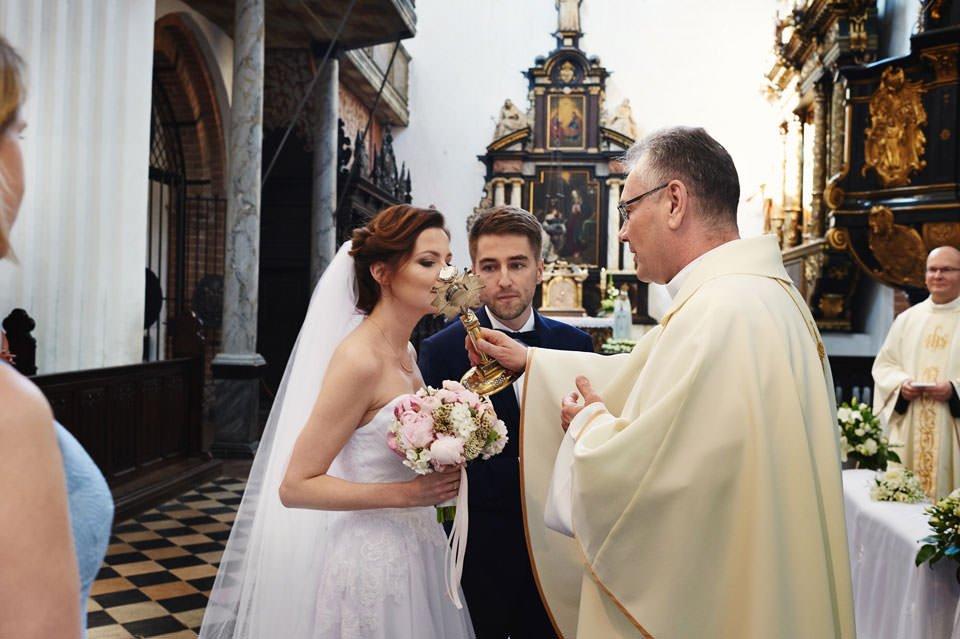 Magdalena i Grzegorz | Zdjęcia ślubne Gdańsk | Katedra Oliwska | Wichrowe Wzgórza 25