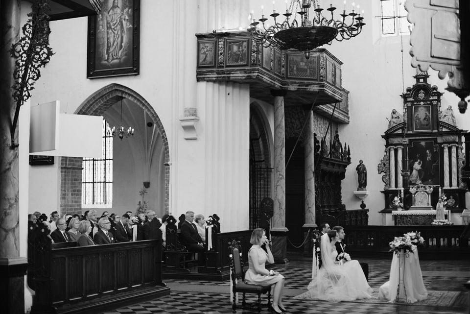 Magdalena i Grzegorz | Zdjęcia ślubne Gdańsk | Katedra Oliwska | Wichrowe Wzgórza 26