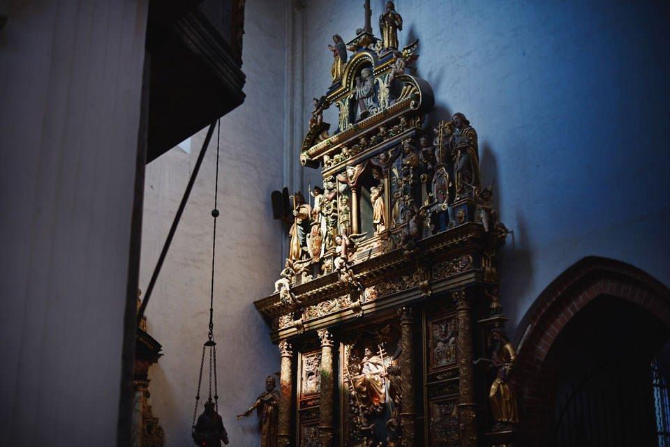 Magdalena i Grzegorz | Zdjęcia ślubne Gdańsk | Katedra Oliwska | Wichrowe Wzgórza 27