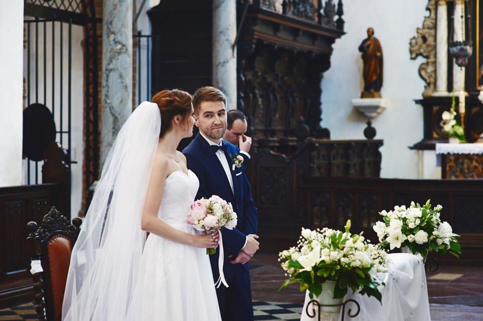 Magdalena i Grzegorz | Zdjęcia ślubne Gdańsk | Katedra Oliwska | Wichrowe Wzgórza 30