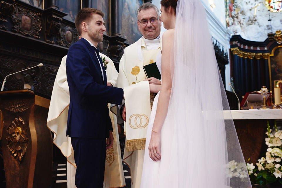 Magdalena i Grzegorz | Zdjęcia ślubne Gdańsk | Katedra Oliwska | Wichrowe Wzgórza 31