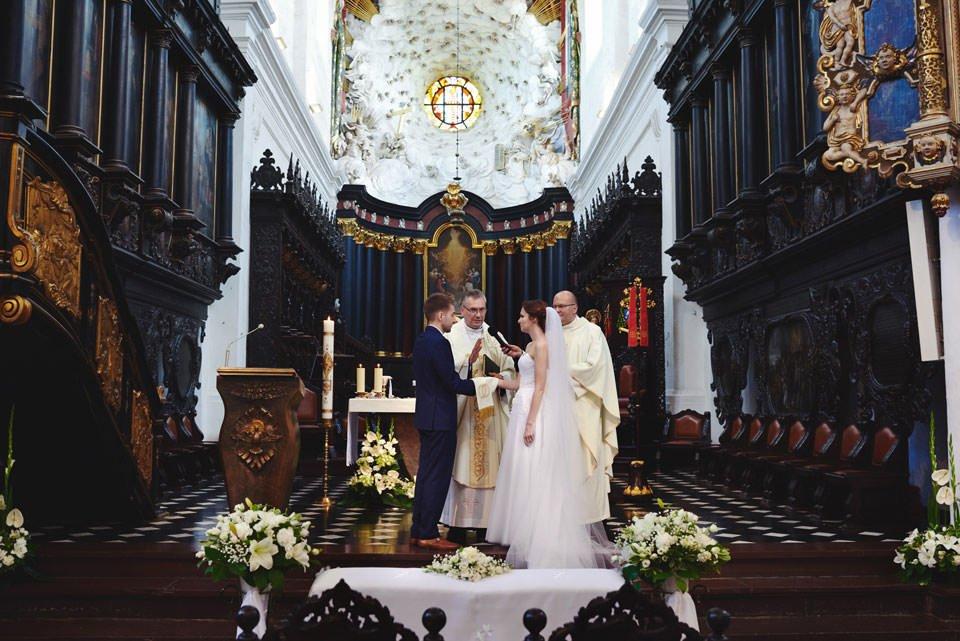 Magdalena i Grzegorz | Zdjęcia ślubne Gdańsk | Katedra Oliwska | Wichrowe Wzgórza 33