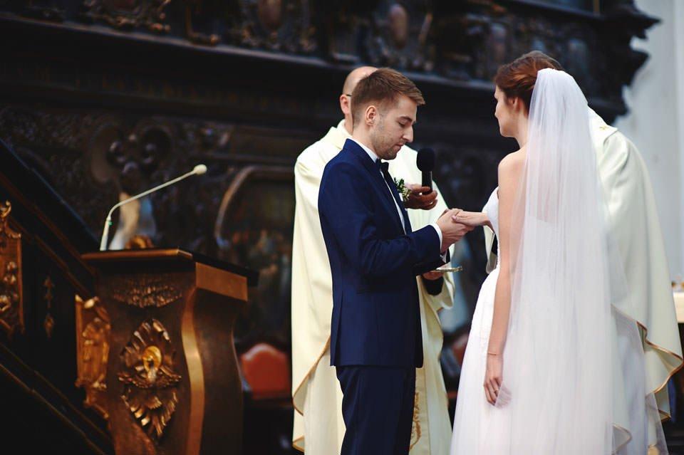 Magdalena i Grzegorz | Zdjęcia ślubne Gdańsk | Katedra Oliwska | Wichrowe Wzgórza 34