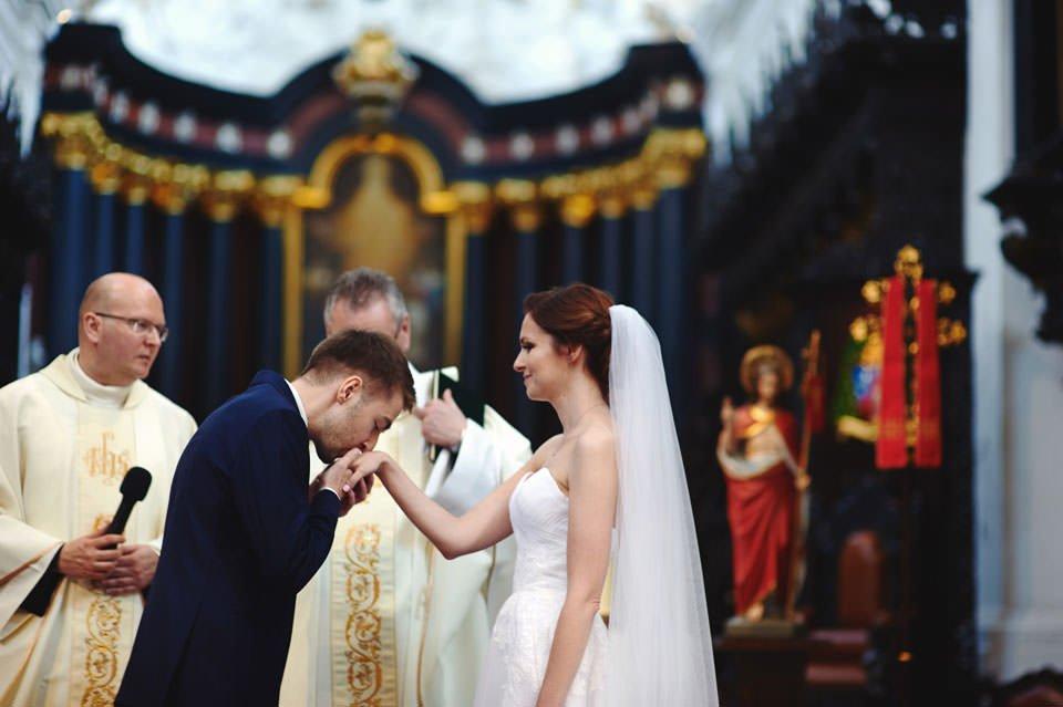 Magdalena i Grzegorz | Zdjęcia ślubne Gdańsk | Katedra Oliwska | Wichrowe Wzgórza 35