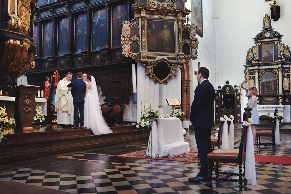 Magdalena i Grzegorz | Zdjęcia ślubne Gdańsk | Katedra Oliwska | Wichrowe Wzgórza 36