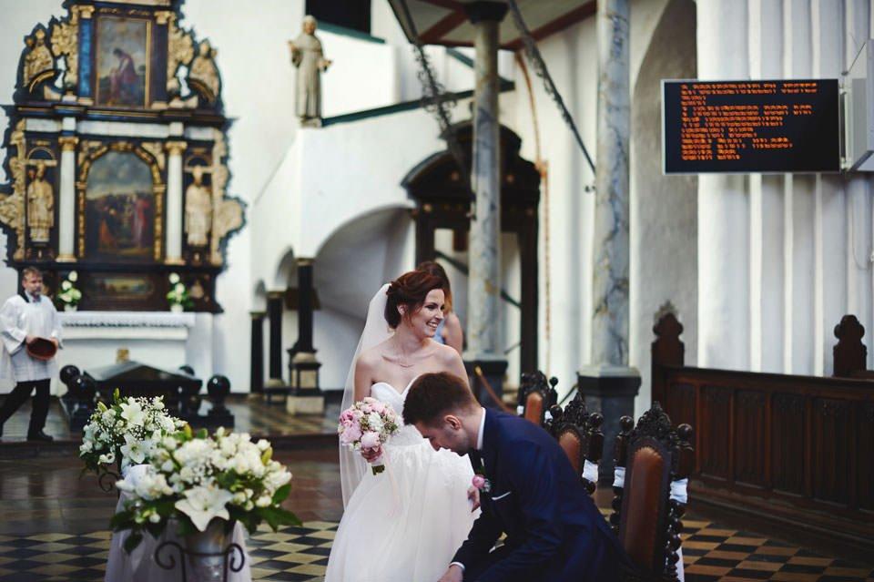 Magdalena i Grzegorz | Zdjęcia ślubne Gdańsk | Katedra Oliwska | Wichrowe Wzgórza 37