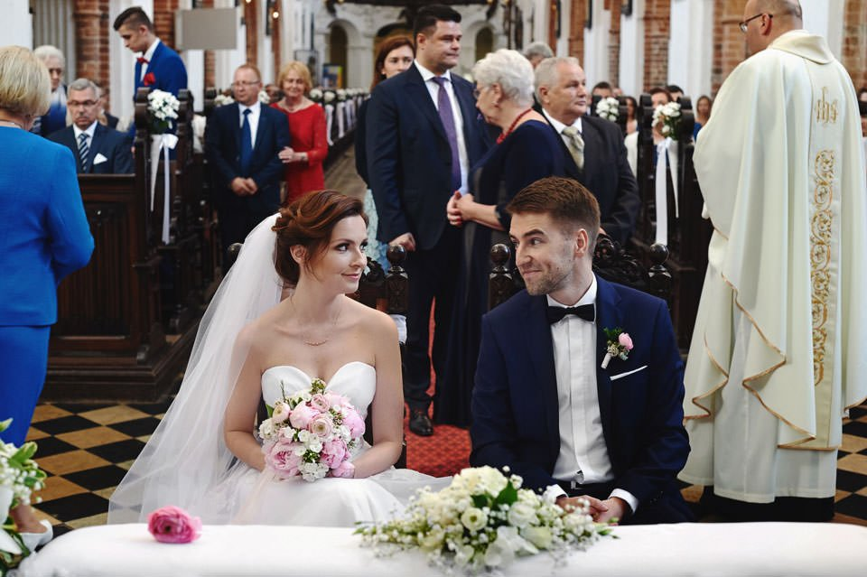 Magdalena i Grzegorz | Zdjęcia ślubne Gdańsk | Katedra Oliwska | Wichrowe Wzgórza 41