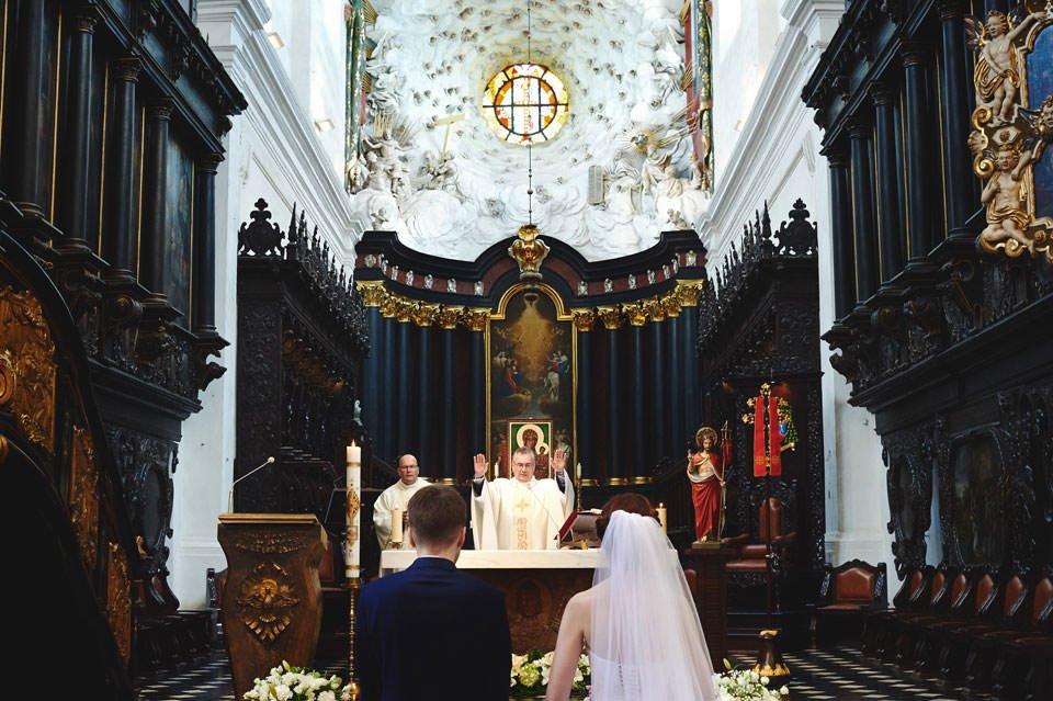 Magdalena i Grzegorz | Zdjęcia ślubne Gdańsk | Katedra Oliwska | Wichrowe Wzgórza 43