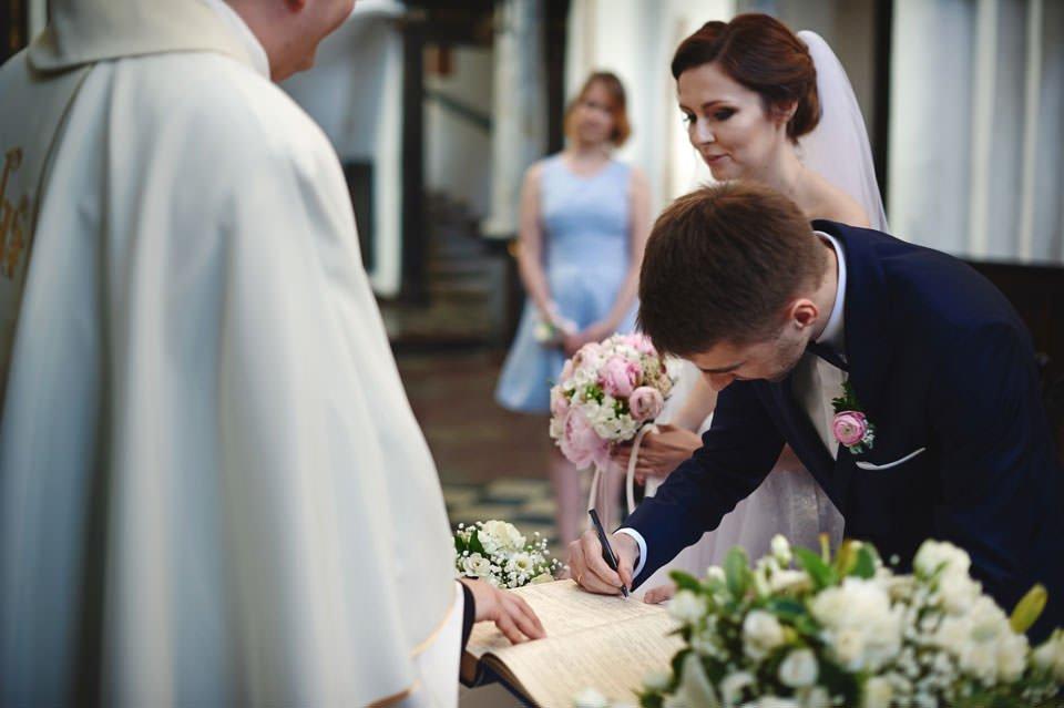 Magdalena i Grzegorz | Zdjęcia ślubne Gdańsk | Katedra Oliwska | Wichrowe Wzgórza 45
