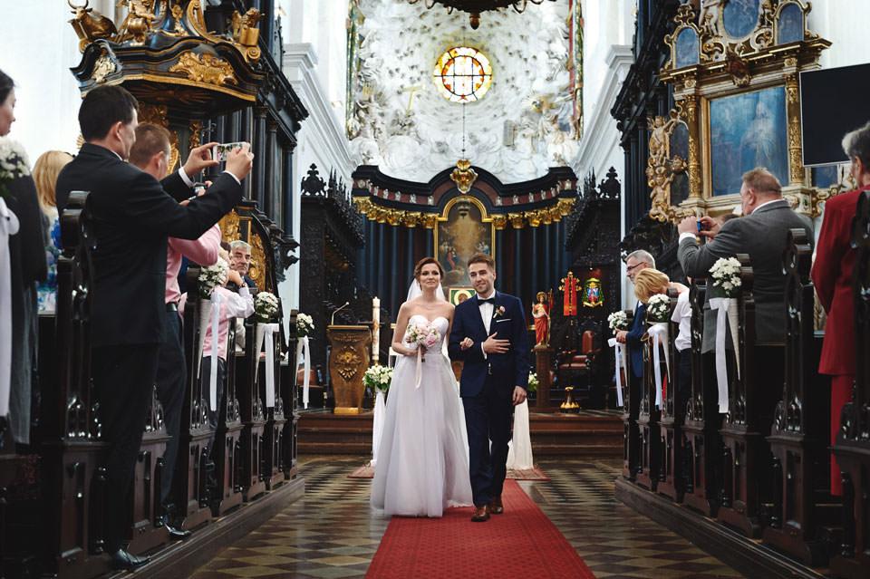 Magdalena i Grzegorz | Zdjęcia ślubne Gdańsk | Katedra Oliwska | Wichrowe Wzgórza 47