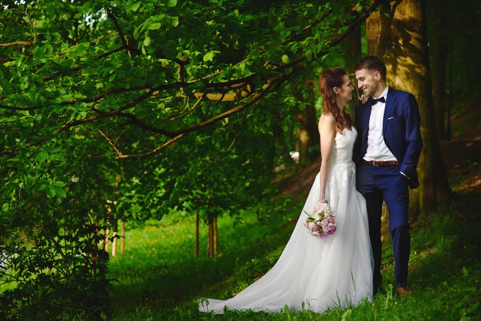 Magdalena i Grzegorz | Zdjęcia ślubne Gdańsk | Katedra Oliwska | Wichrowe Wzgórza 117