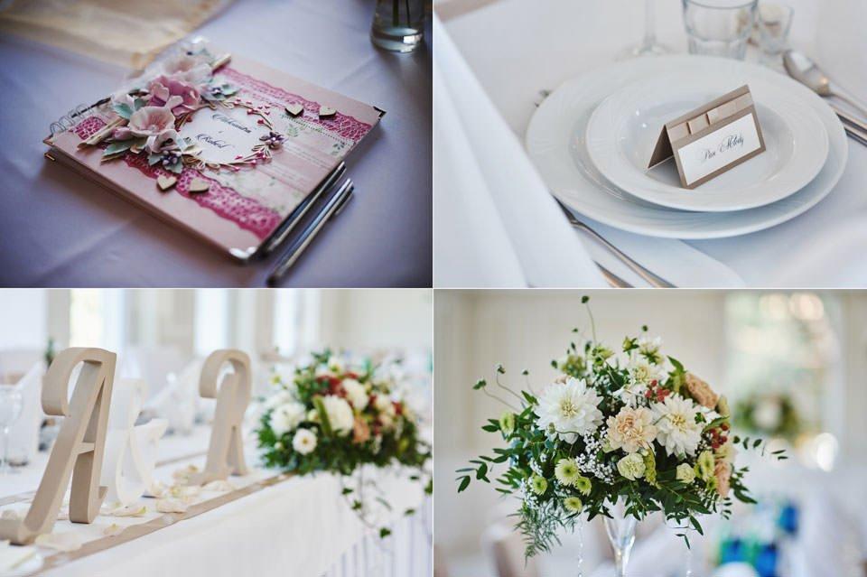 dekoracje ślubne w rajskiej górze