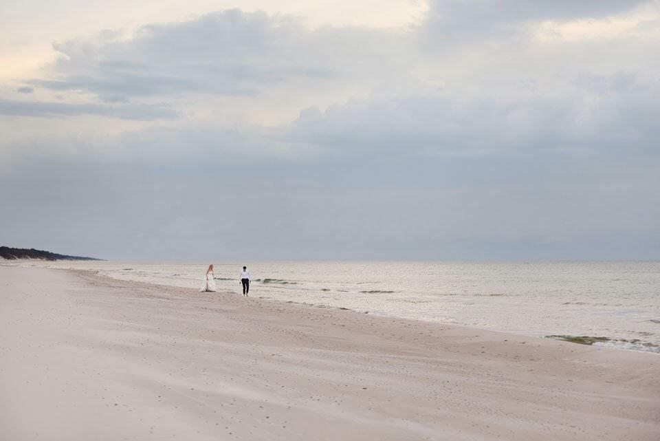 sesja na plaży