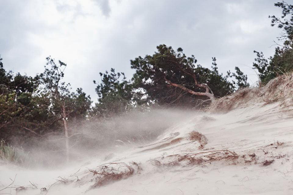 bałtyckie plaże
