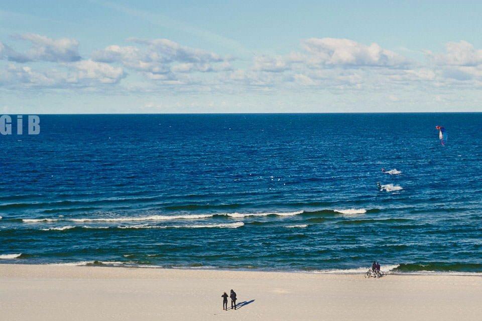 Ślub plenerowy nad morzem 1