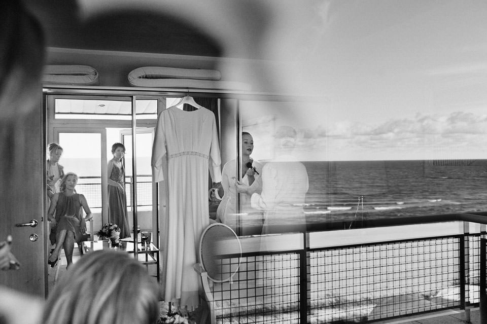 Ślub plenerowy nad morzem 13