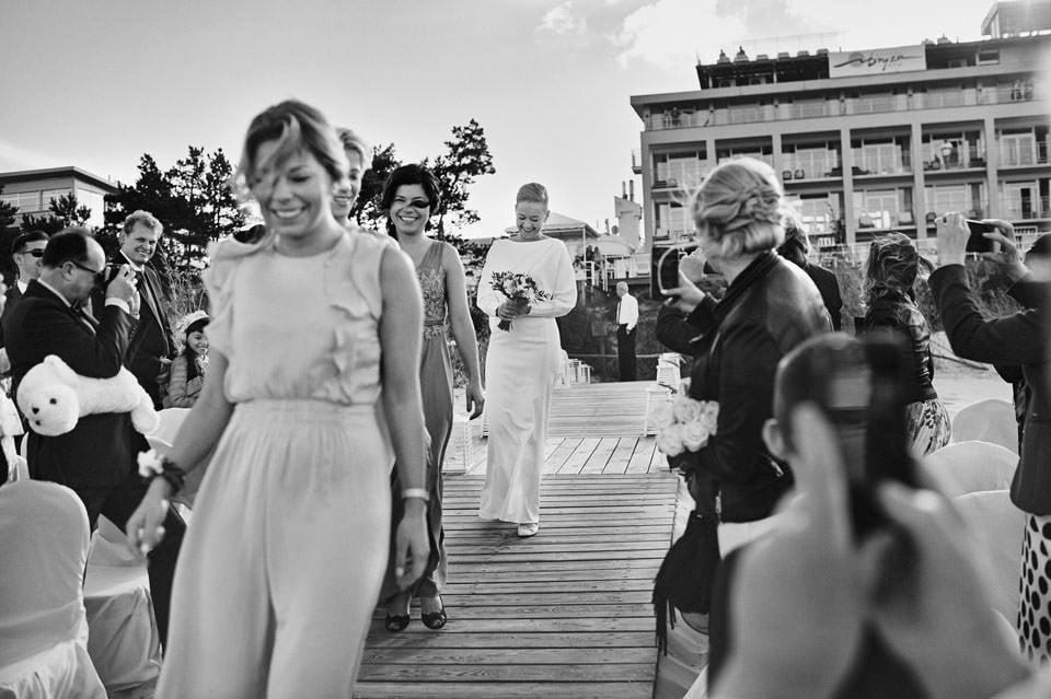 Ślub plenerowy nad morzem 27