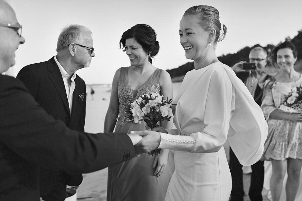 Ślub plenerowy nad morzem 29