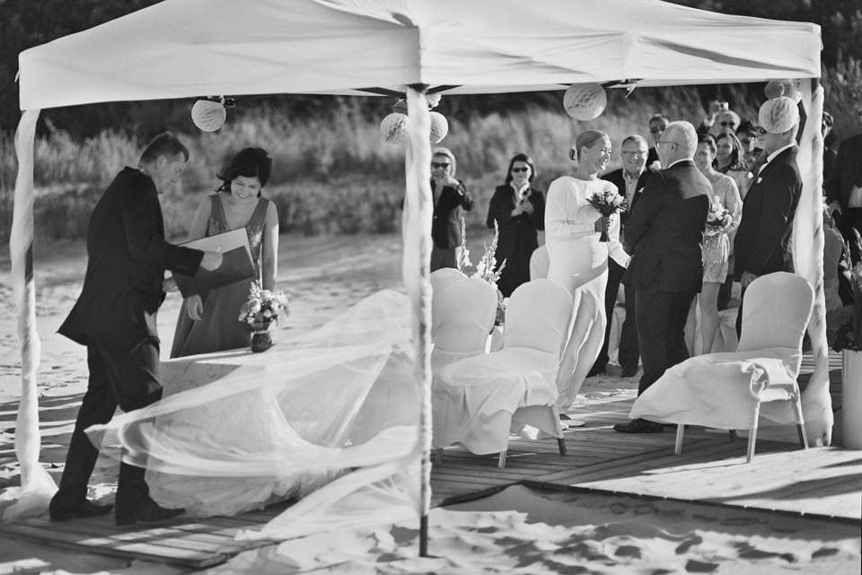 Ślub plenerowy nad morzem 41