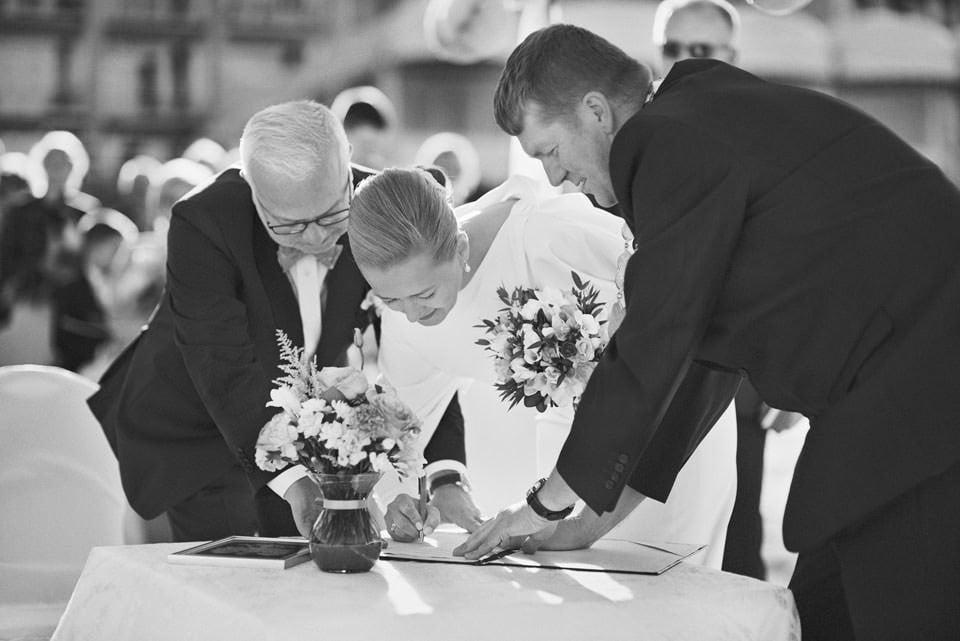 Ślub plenerowy nad morzem 44