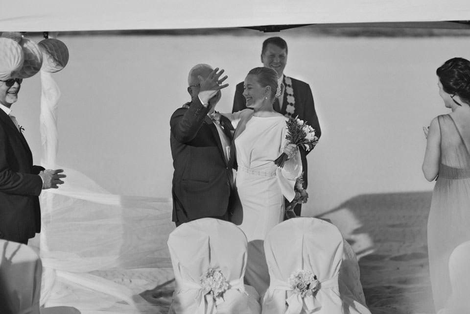 Ślub plenerowy nad morzem 46