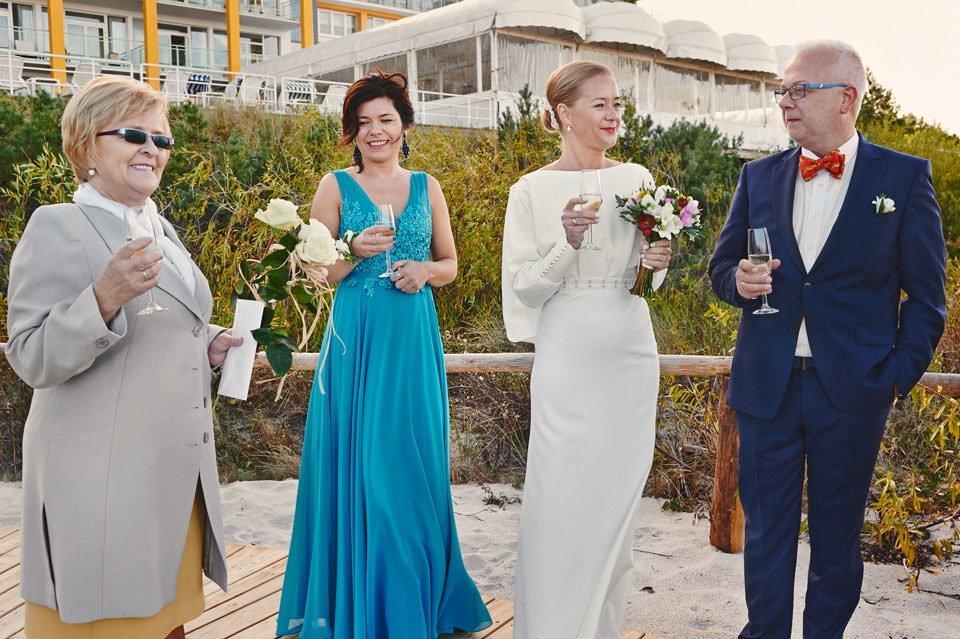 Ślub plenerowy nad morzem 50