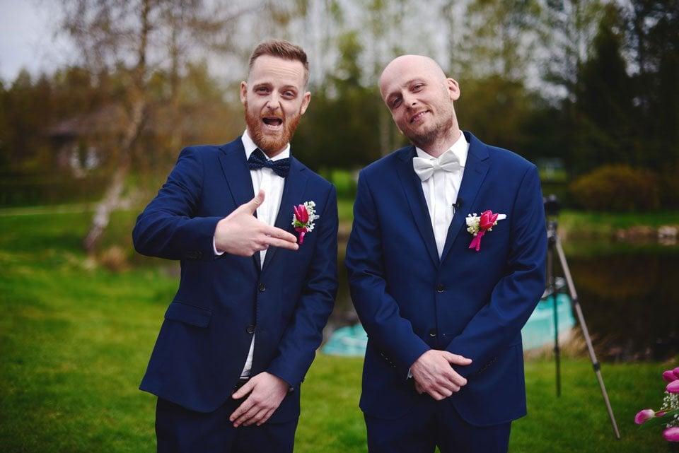 Ślub plenerowy w Kozim Grodzie 26