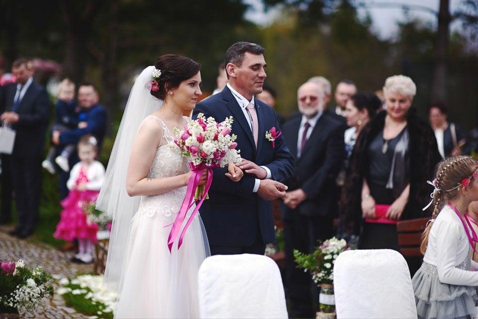Ślub plenerowy w Kozim Grodzie 28