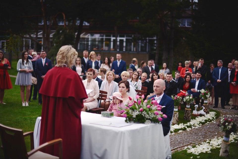 Ślub plenerowy w Kozim Grodzie 31