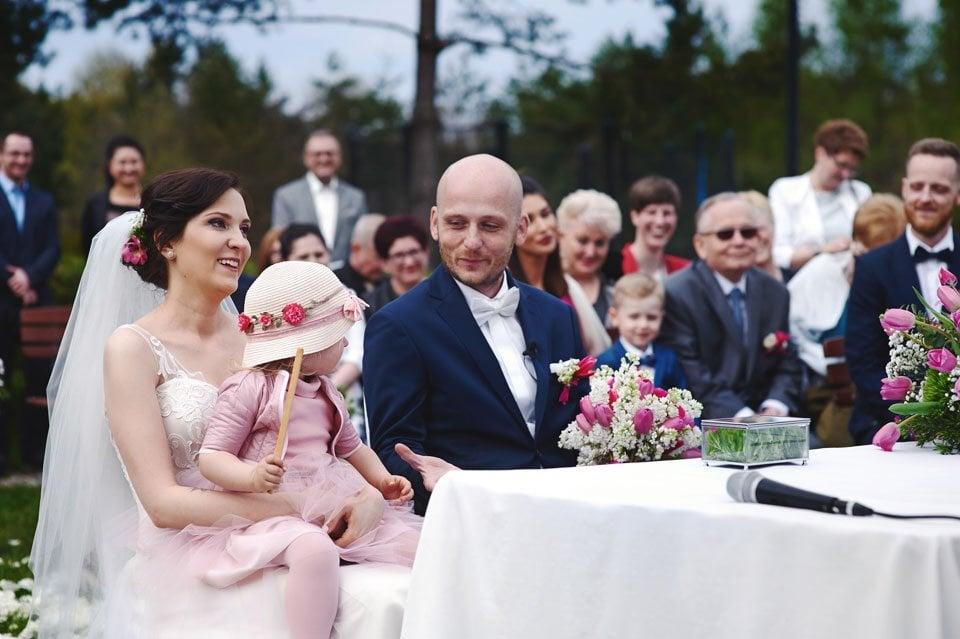Ślub plenerowy w Kozim Grodzie 32
