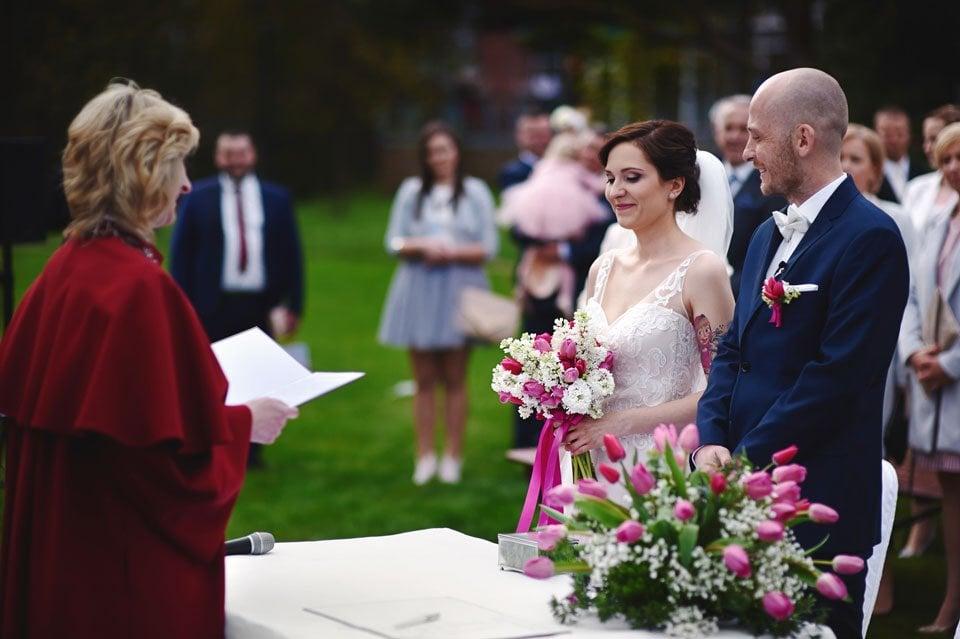 Ślub plenerowy w Kozim Grodzie 33