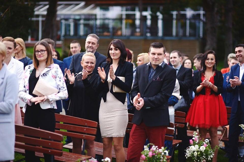 Ślub plenerowy w Kozim Grodzie 36