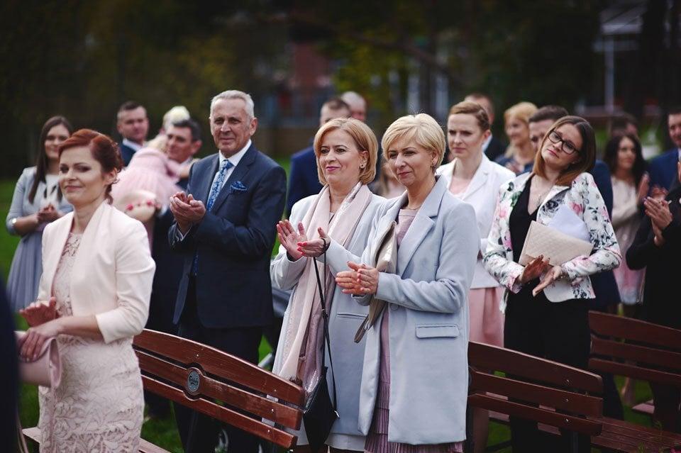 Ślub plenerowy w Kozim Grodzie 38