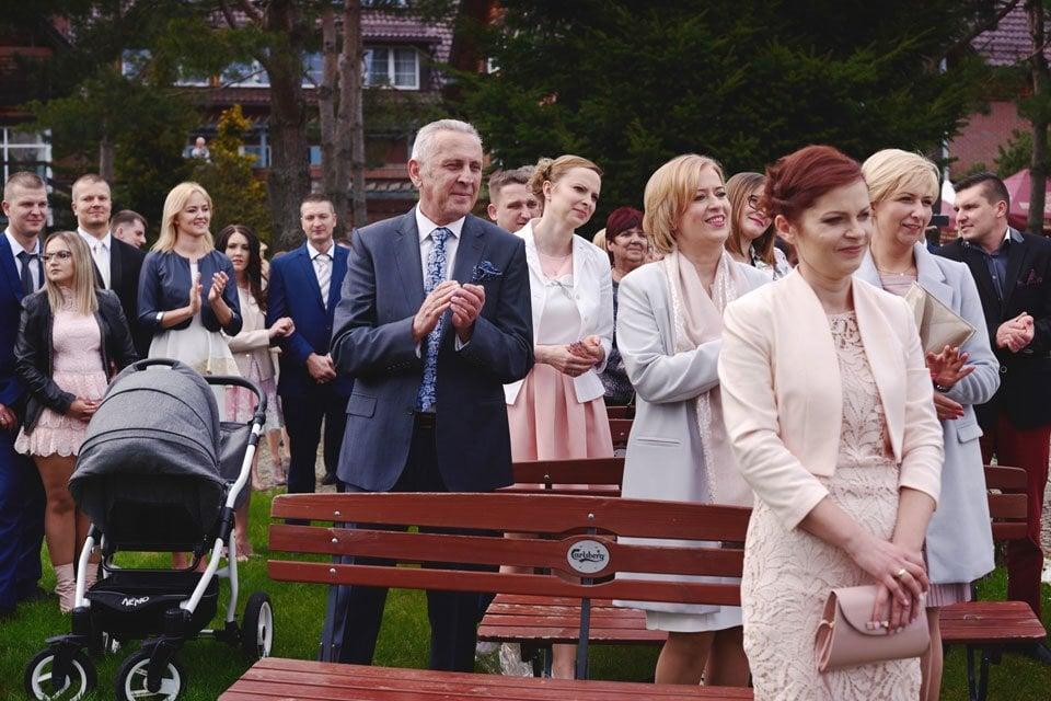 Ślub plenerowy w Kozim Grodzie 40
