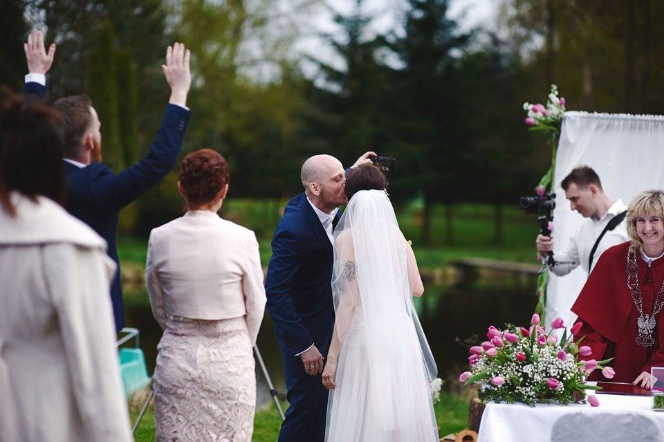 Ślub plenerowy w Kozim Grodzie 43