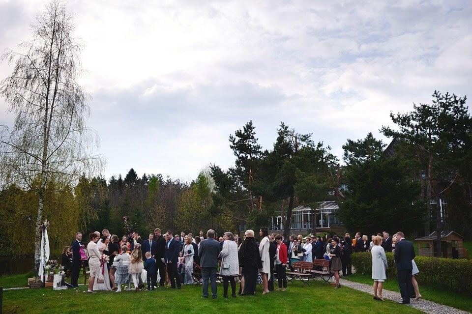 Ślub plenerowy w Kozim Grodzie 46