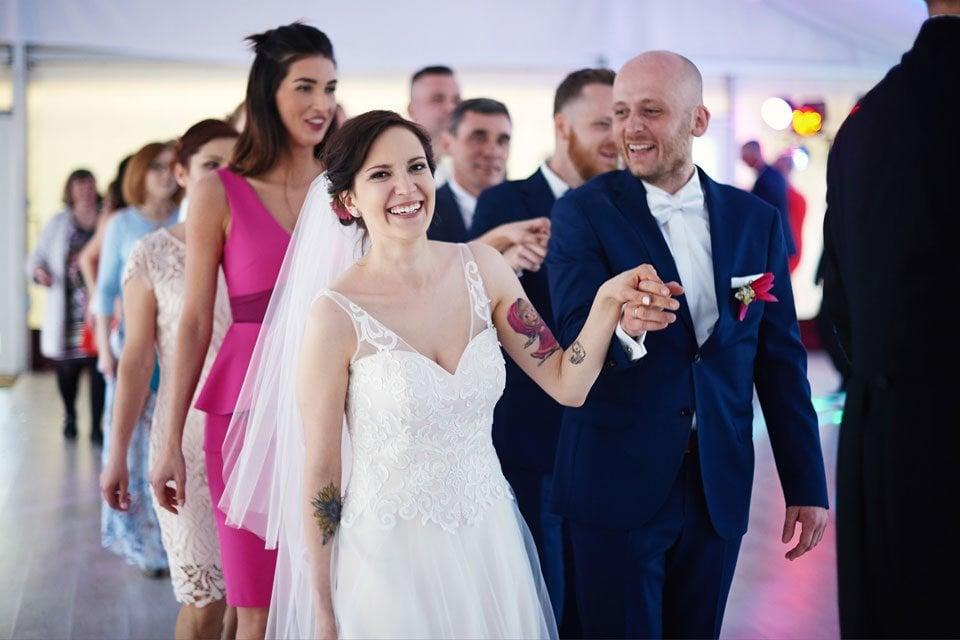 Ślub plenerowy w Kozim Grodzie 61