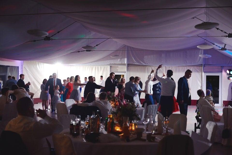 Ślub plenerowy w Kozim Grodzie 76