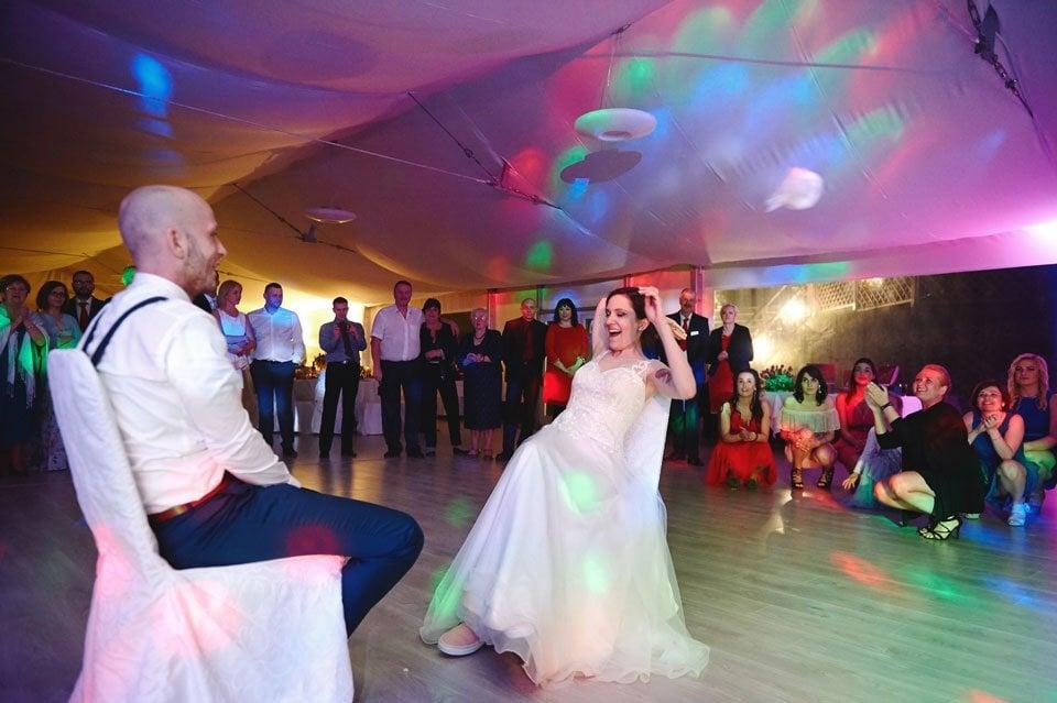Ślub plenerowy w Kozim Grodzie 84