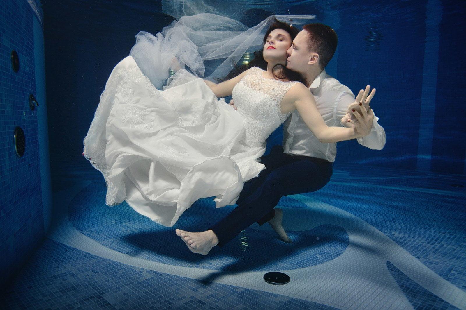 magiczny balet pod wodą