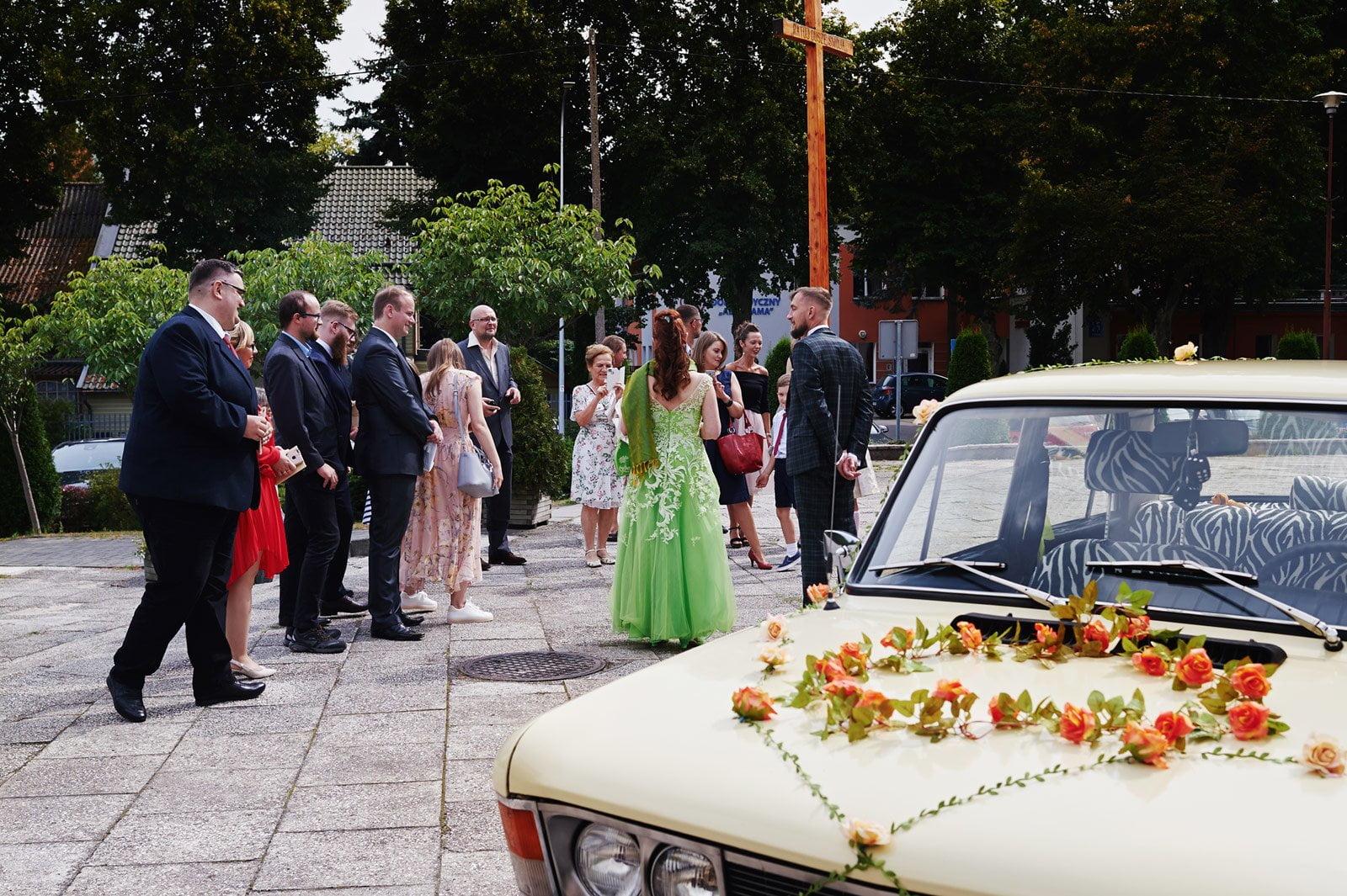 Bezalkoholowe wesele w lesie | Pomorskie | Chatka Gołębiewo 45